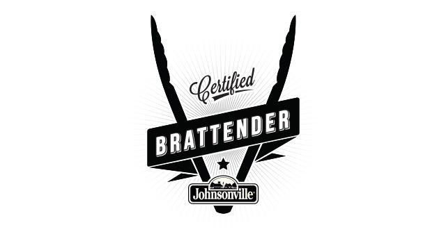 The Proud Mark of Johnsonville's Brattender.
