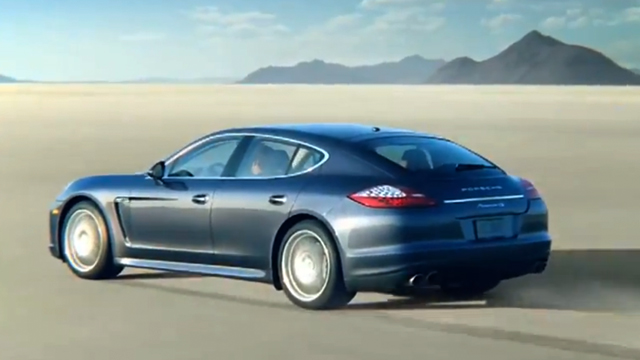 Making Porsche history—the Panamera story.