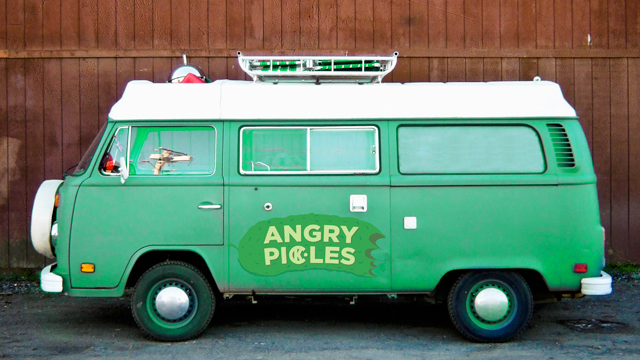 Angry Pickles Off the Street Club