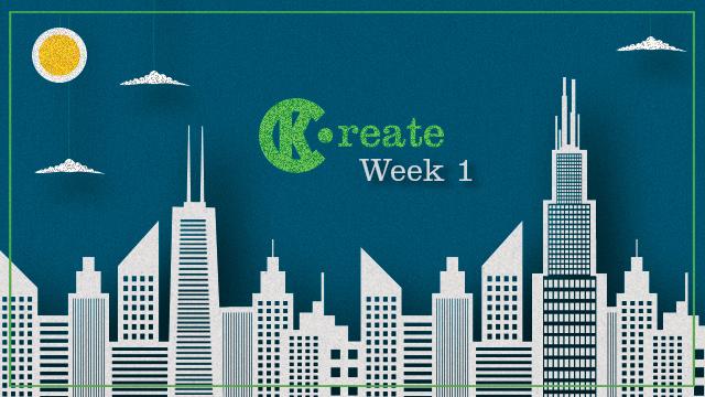 C-K Creators Internship Experience Week 1