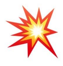 Firecracker Emoji