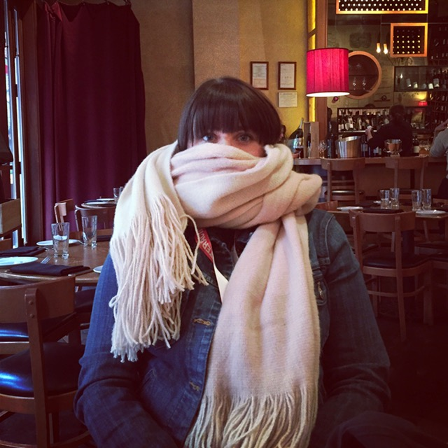 Emergency Scarf (on sale for $10)