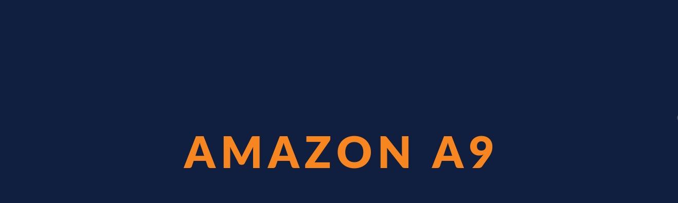 Amazon SEO A9