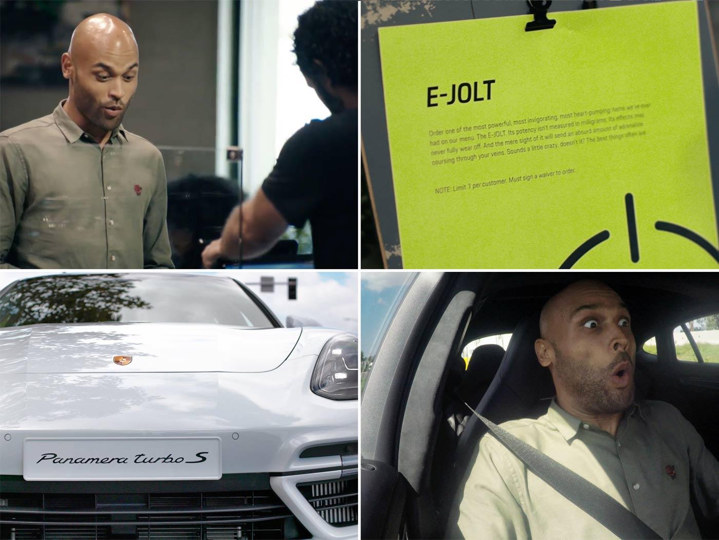 Porsche presents: The E-JOLT