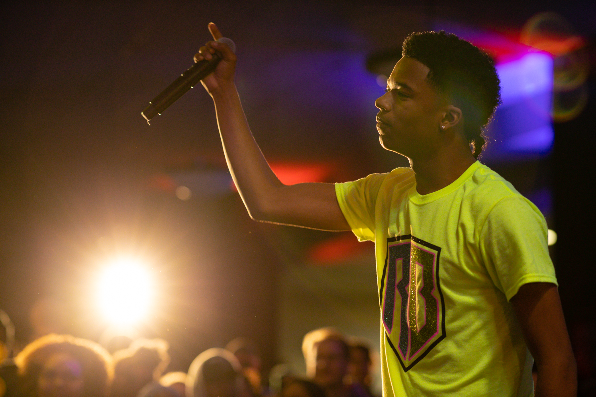 Milwaukee Public Library Rap Battle