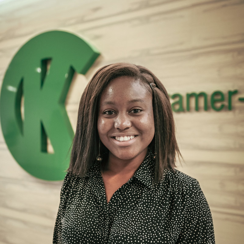 2019 Intern Kevio Daley