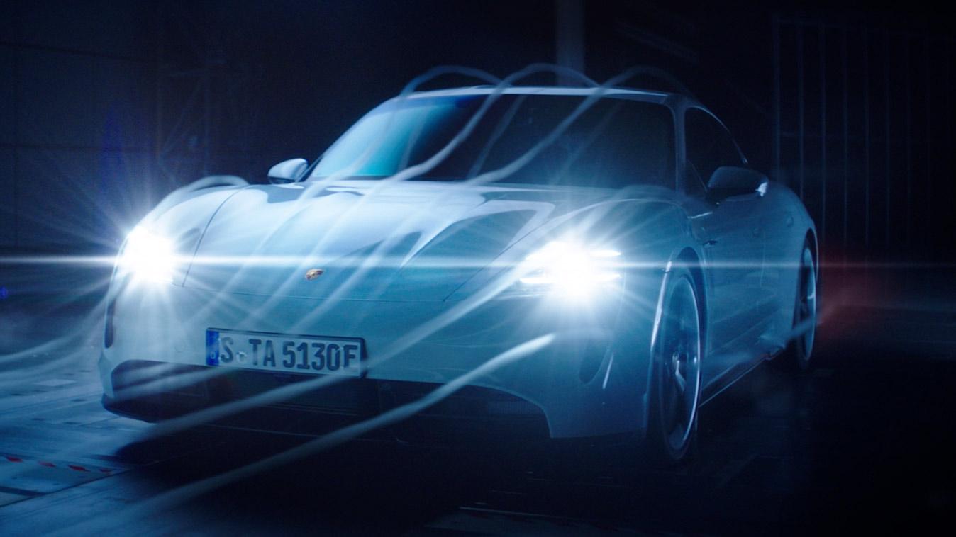 "Porsche x Star Wars: The Rise of Skywalker ""Parallels"""