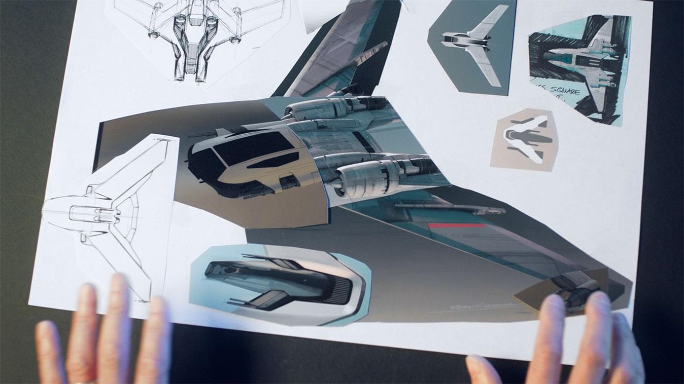 """Porsche x Star Wars : """"The Designer Alliance"""""""