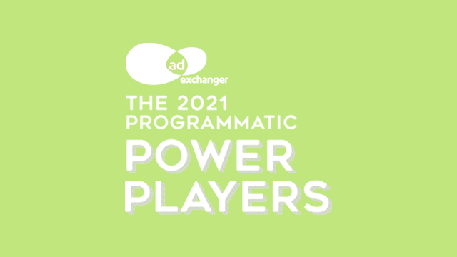 AdExchanger Programmatic Power Players 2021 | Cramer-Krasselt